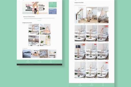 Site e-commerce | Ambiance & Nature