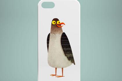 Phone case - bird
