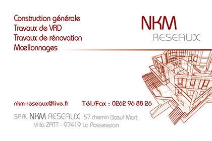 NKM CV