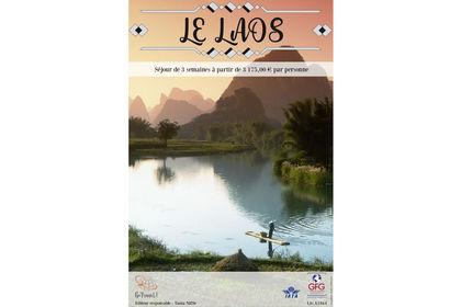 Affiche Laos