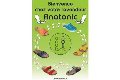 Anatonic affiche