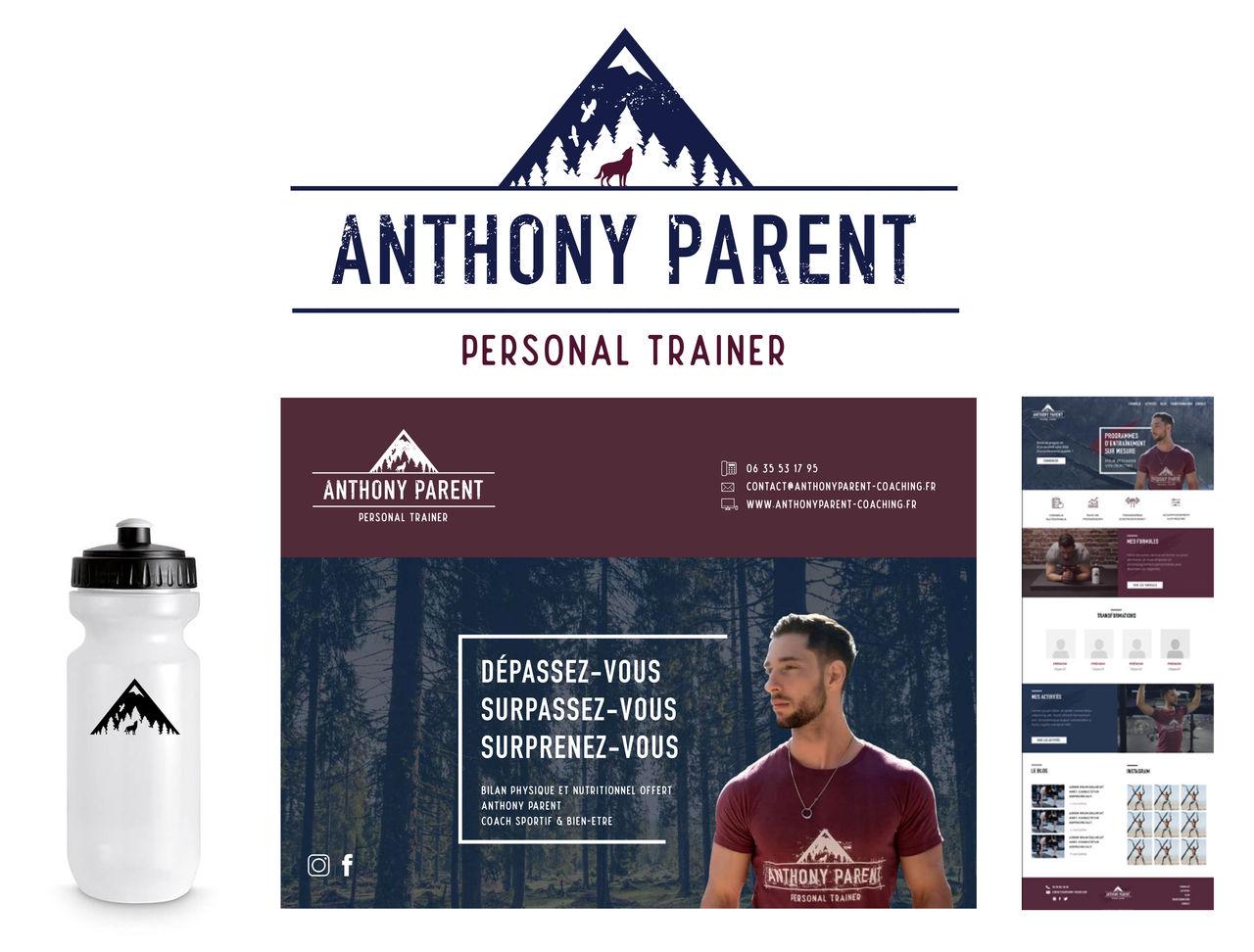 Branding / Coaching sportif AP