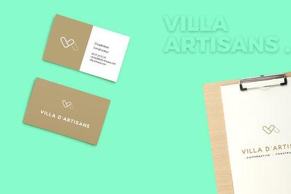 Logo Villa d'Artisans