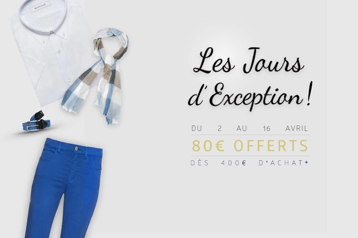 """Opération """"Les jours d'Exception"""""""
