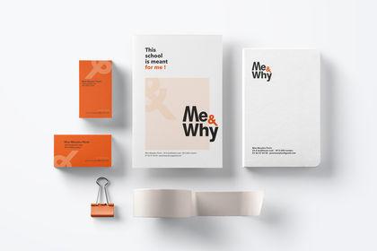 Identité visuelle Me&Why