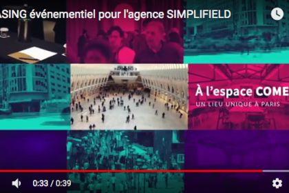 Réalisation video teasing ÉVÉNEMENTIELLE