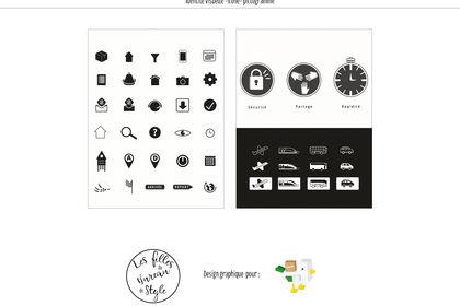 Icônes et pictogrammes
