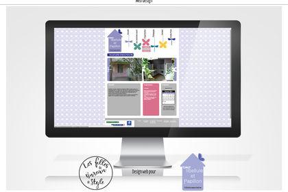 Design web pour crèche