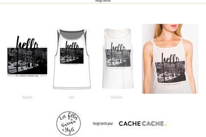 Photoprint pour Cache Cache
