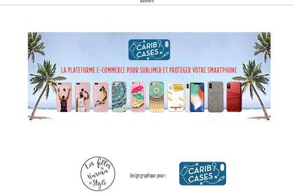 Bannière animée Carib-cases