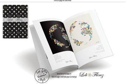 Look book pour Loli Flõrez