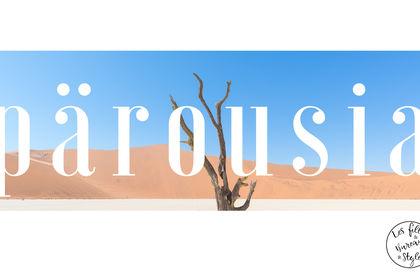 Logotype de Pärousia