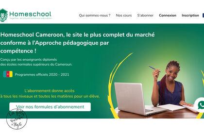 Homeschool Cameroon