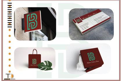 Logo, carte de visite, Packaging