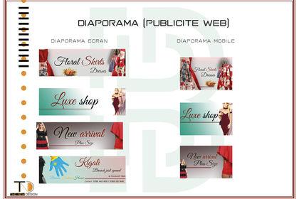 Publicite Diapo