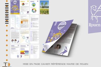 Cahier référence Mairie de Rouen