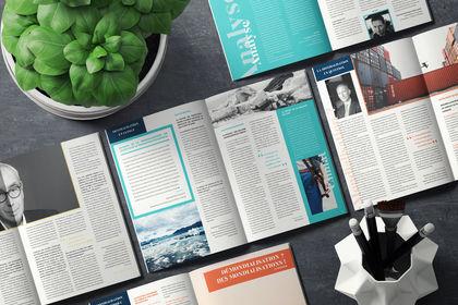 Magazine Le Printemps de L'Économie