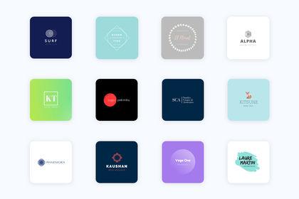 Logos réalisés 2017-2018