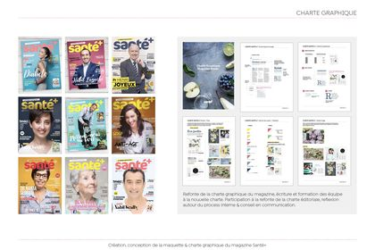 Magazine // Charte graphique