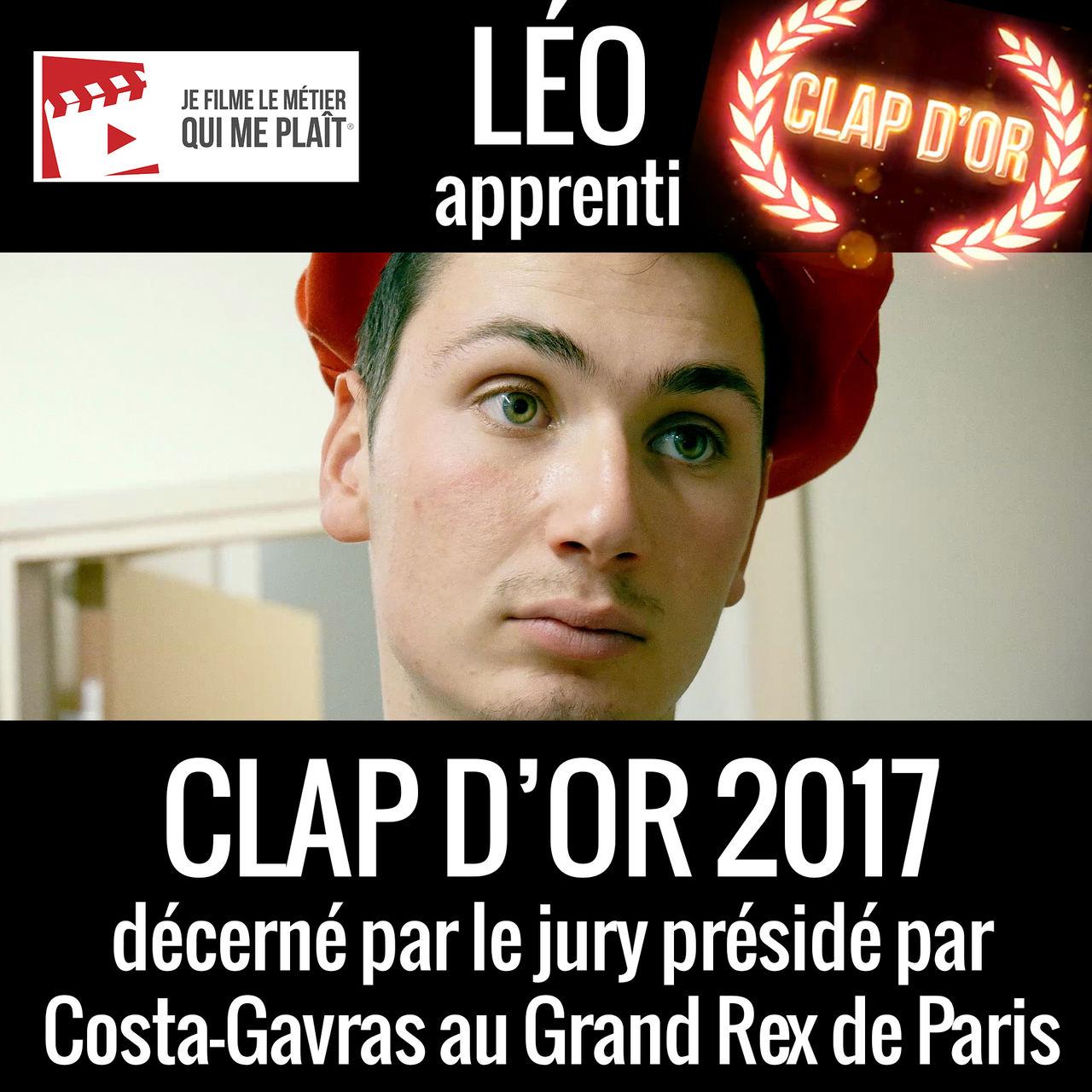 Léo apprenti
