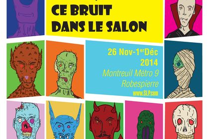 30 ème salon de la presse jeunesse de montreuil