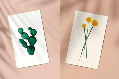 Fleur qui roule - Global Branding