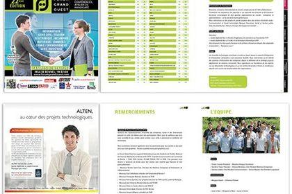 Brochure / Guide salon
