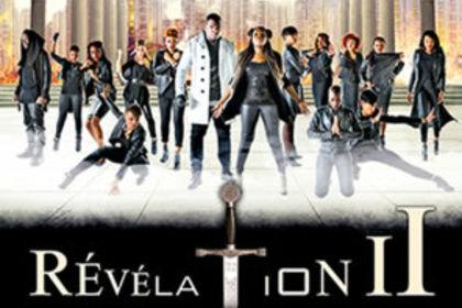 Création d'affiche de spectacle gospel