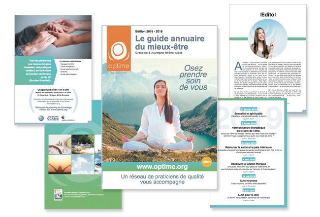 Création d'un guide praticiens 2018-2019