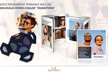 Campagne Essilor Transitions