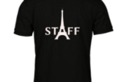 Logo impression Tshirt