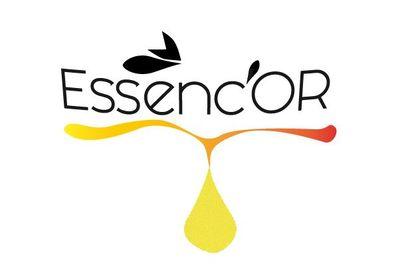 Logotype pour huile précieuse du corps