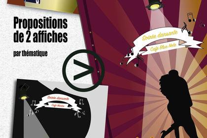 Page de couverture - Catalogue de propositions