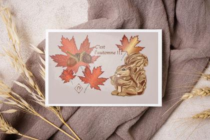 C'est l'automne by Ambrefield / NP