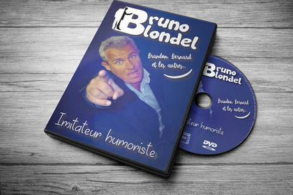 DVD Bruno Blondel