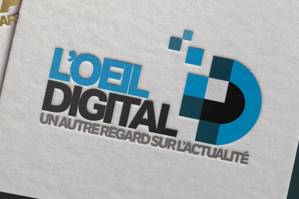 Logo L'OEil Digital