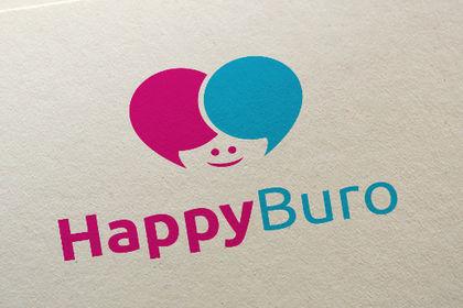 Logo happyburo