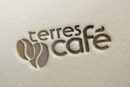 Logo terres café