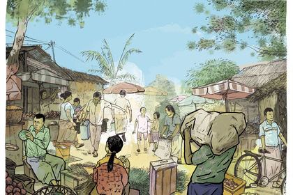 Boite à Image / Birmanie / Couverture
