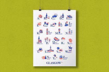 Abécédaire Glasgow