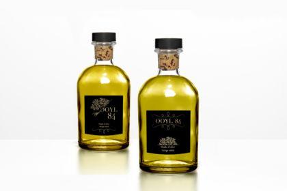 Création de logo et design produit / Huile d'olive