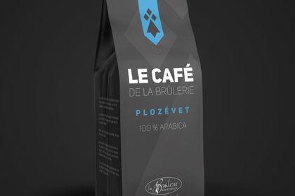 Sacherie pour café gamme courante