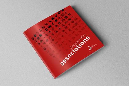 Couverture de l'annuaire des associations