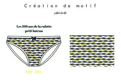 Création d'un motif pour textile