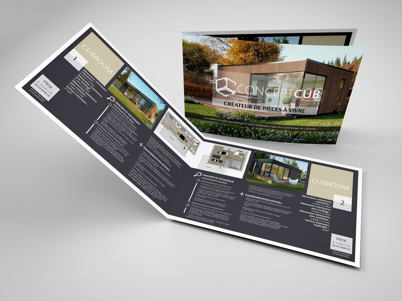 Brochure ConceptCub