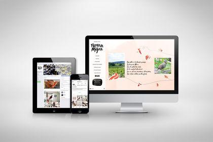Webdesign - Florence Mejan