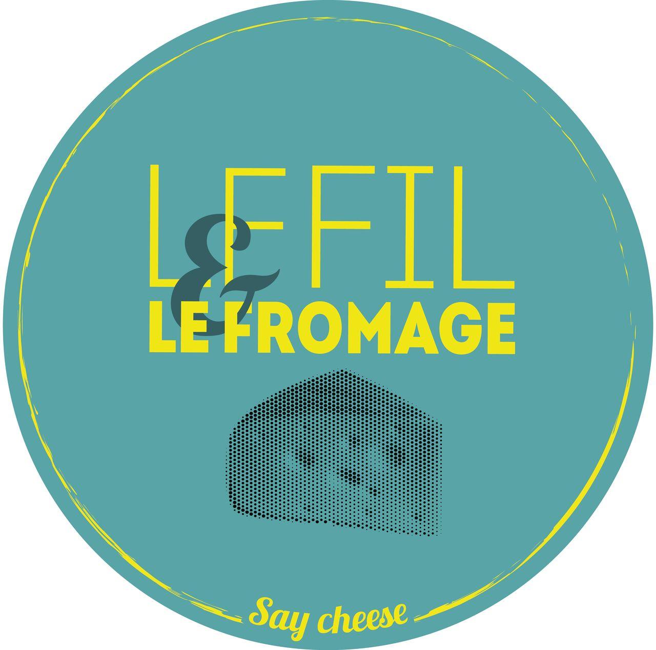 Charte graphique et logo - Le fil et le fromage