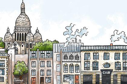 Une salle à Paris