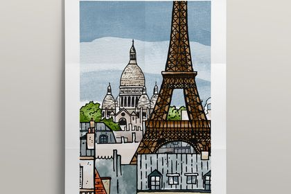 Illustration, Paris