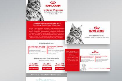 Invitation Royal Canin